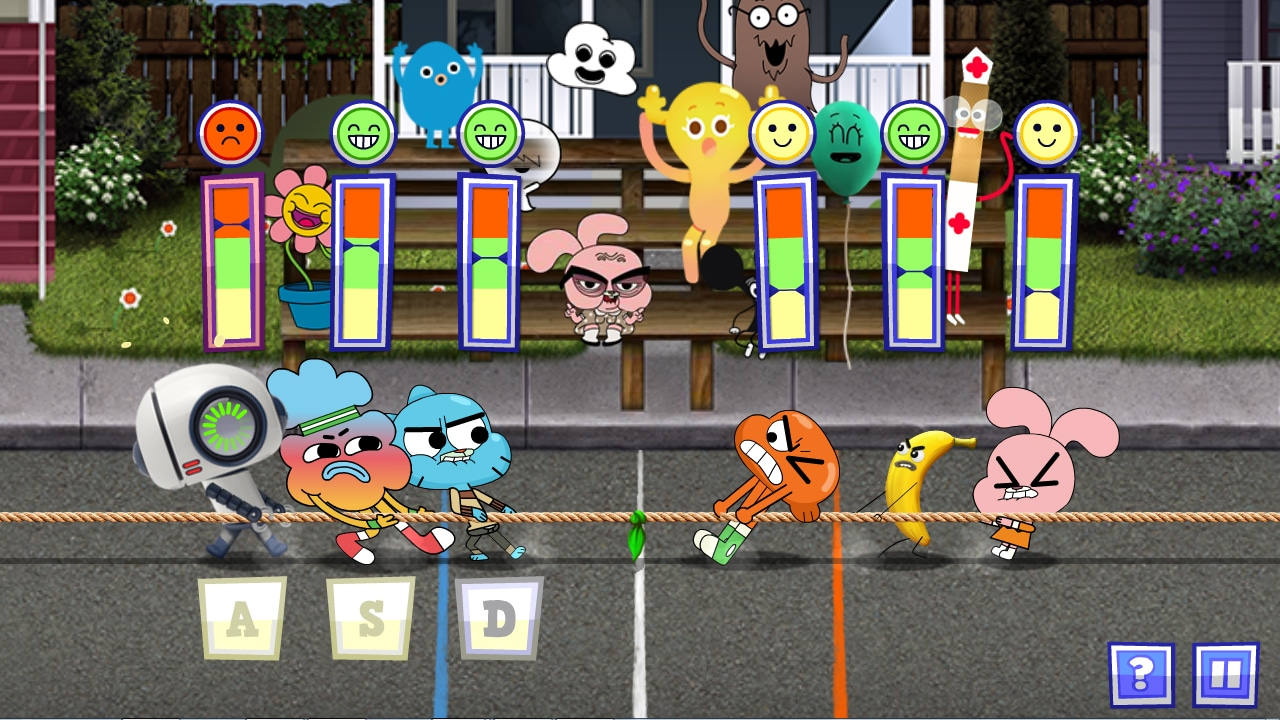Play The Amazing World Of Gumball Games Free Online The Amazing