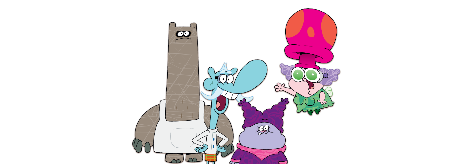 Chowder Games Videos Downloads Cartoon Network
