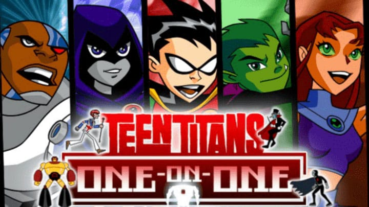 One On One Teen Titans Go Games Cartoon Network