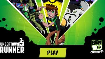 21+ Ben 10 Superhero Games Background