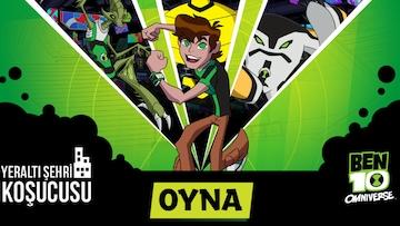 Ben 10 Omniverse Oyunlari Oyna Ucretsiz Online Ben 10 Omniverse Oyunlari Cartoon Network