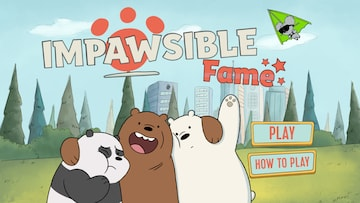 We Bare Bears Play Games Watch Videos And Downloads Cartoon Network