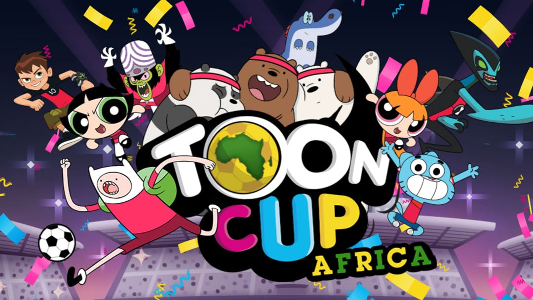 Toon Cup Africa 2018 | Free Kids Soccer game | Cartoon Network