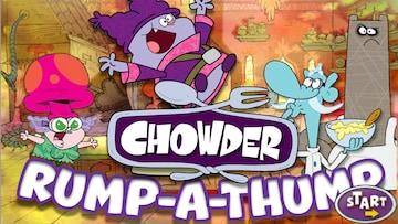 Snowbrawl Fight Free Chowder Games Cartoon Network