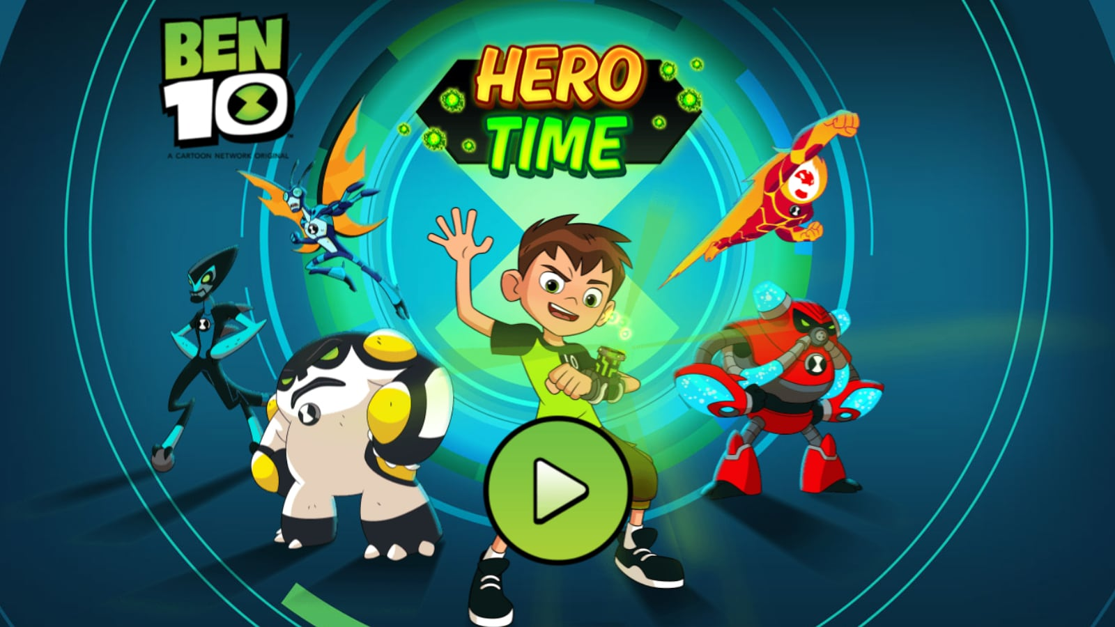 ben 10 games online for free cartoon network