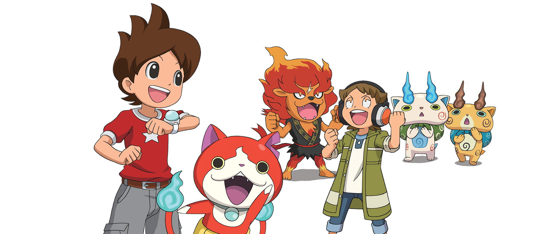 Yo-kai őrzők