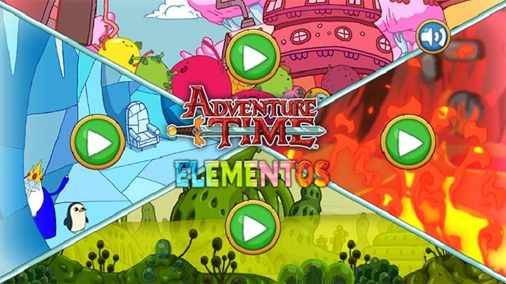 Hora De Aventura Cartoon Network México