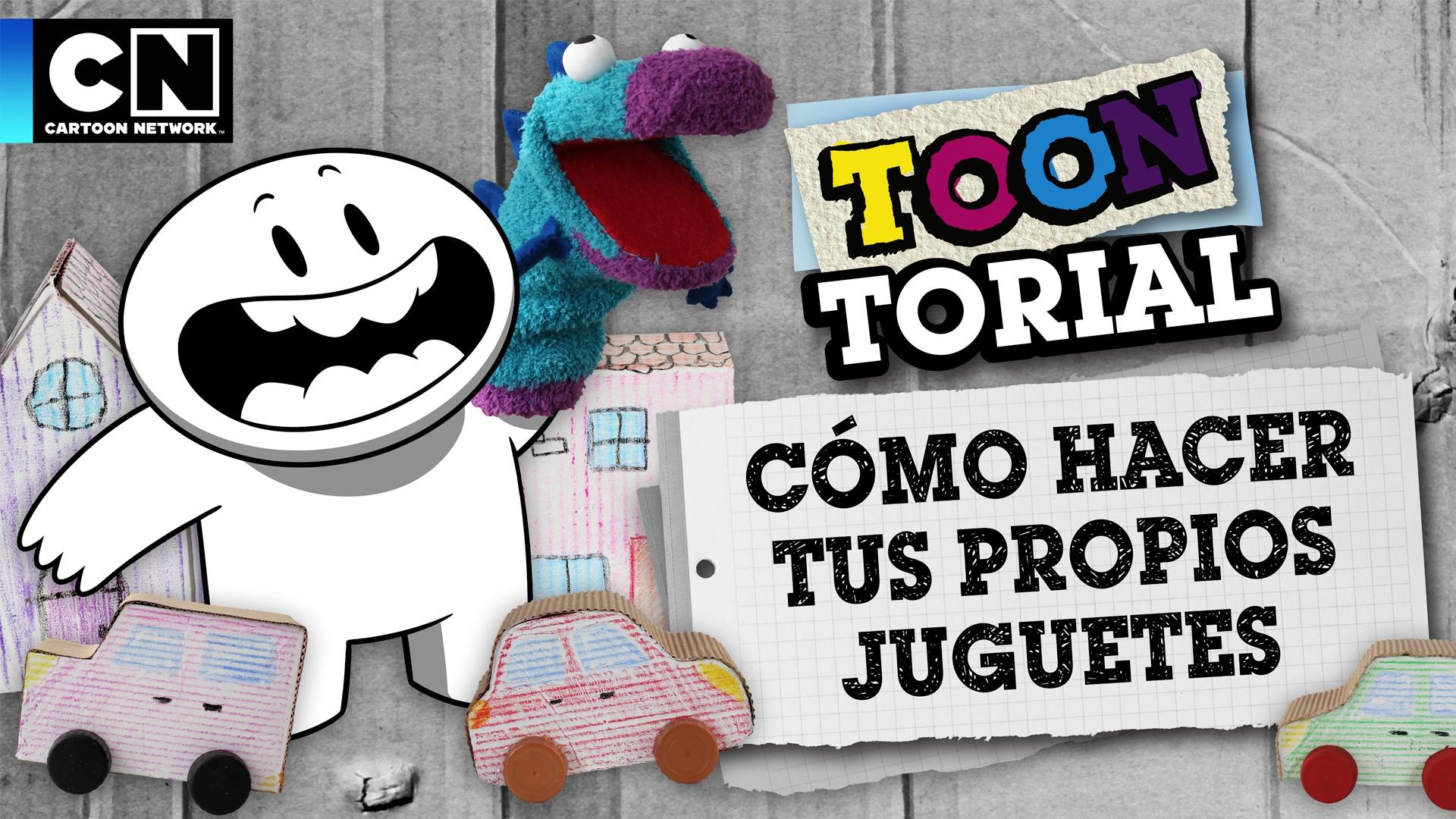 Cómo hacer tus propios juguetes