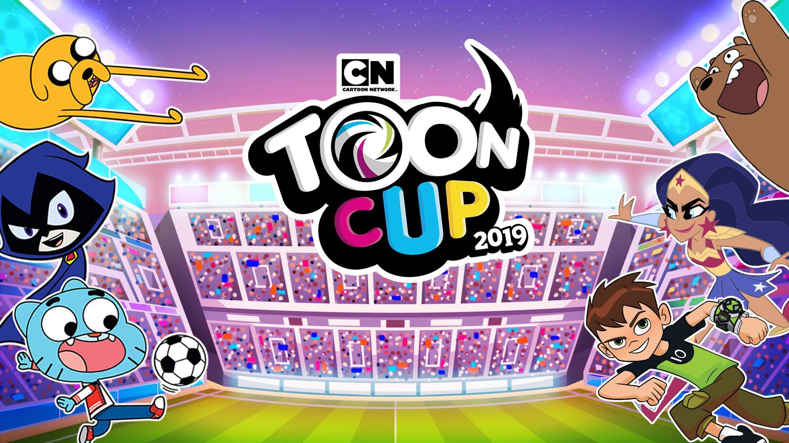 Toon Cup 2019 Football Games Cartoon Network