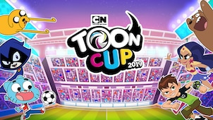 Toon Cup 2019 | Football Games | Cartoon Network