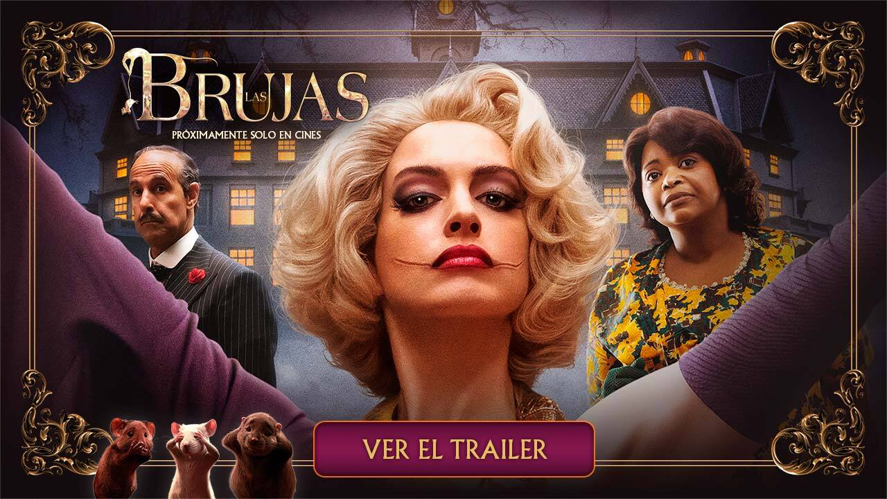 Las Brujas - Trailer Oficial Warner Bros. Pictures