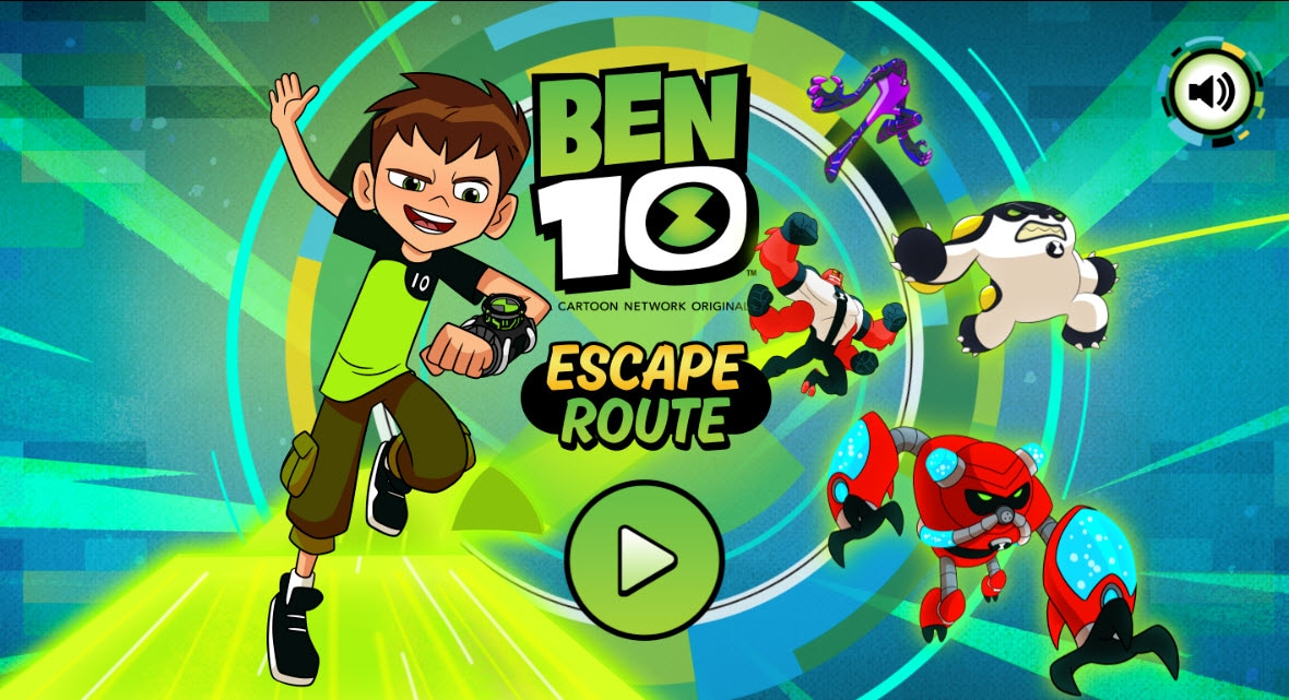 Play Ben 10 Games Free Online Ben 10 Games Cartoon Network
