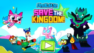 Unikitty Games Videos And Downloads Cartoon Network