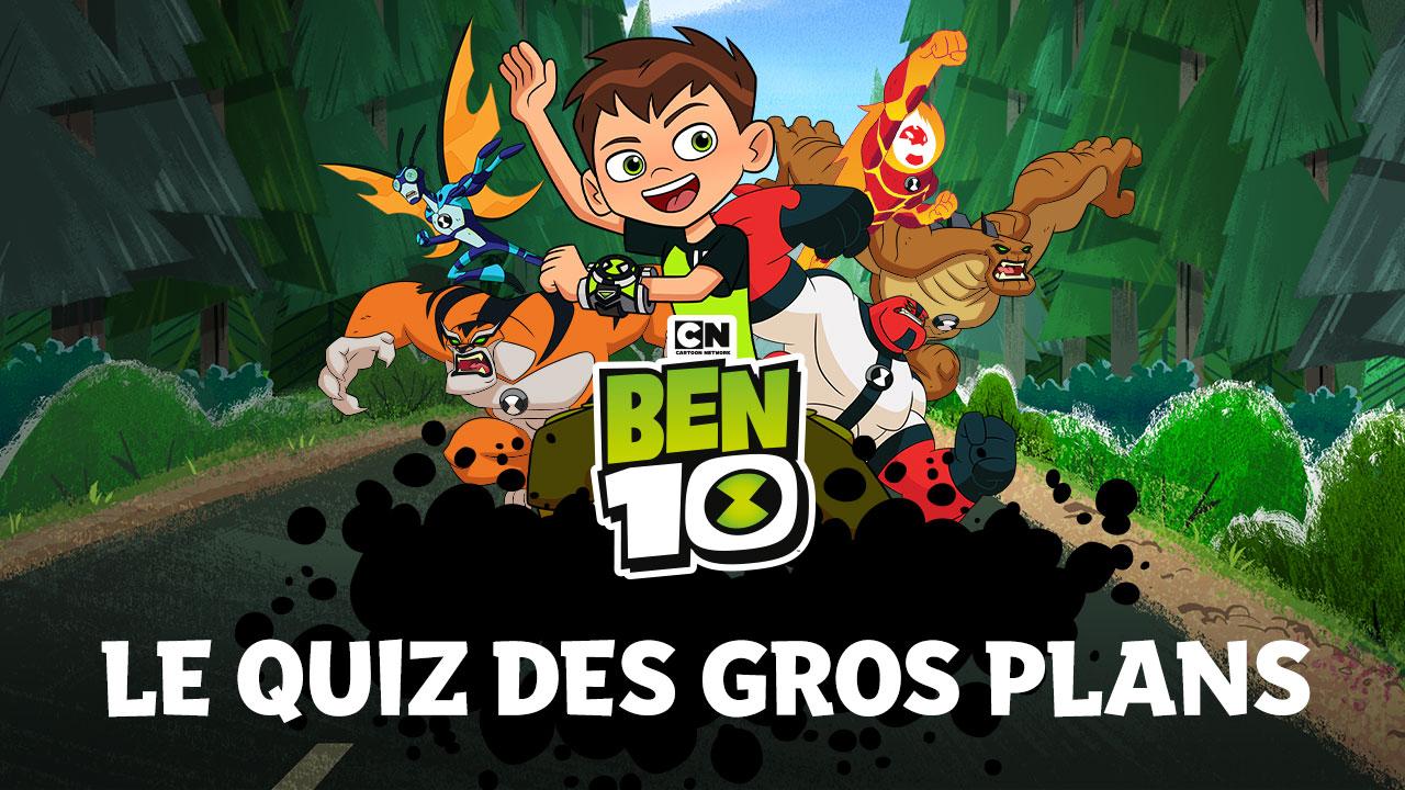 Ben 10 Jeux Videos Et Dessins Animes Gratuits Sur Cartoon Network