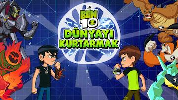 Ben 10 Oyunlari Penalti Cekme Cartoon Network