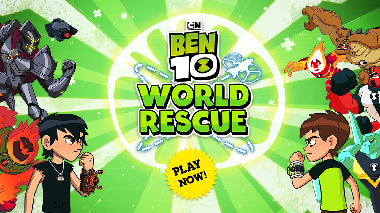 ben 10 games play free online cartoon network